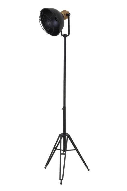 1808620 - Floor lamp tripod 54x44,5x120-200 cm YURI antique black