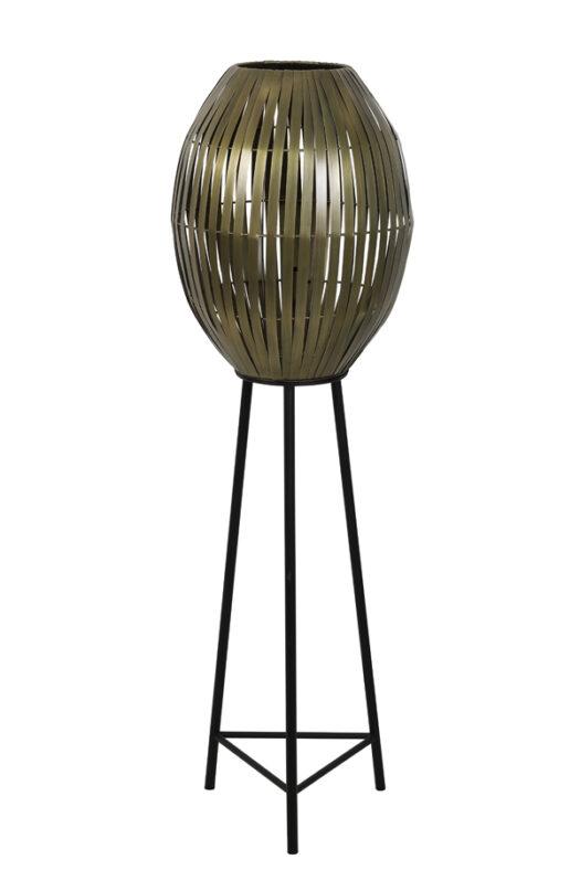 1849318 - Floor lamp Ø42x137 cm KYOMI antique bronze