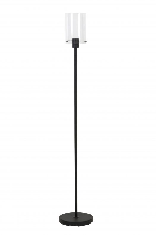 Buy this Floor Lamp in Matt Black from Tang & Co. Home. Home Simply yet Stylish metal and glass finish. Buy online or visit Debden Barns