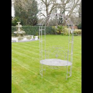 Garden Arch & Seat