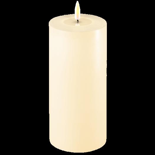 Cream LED Candle Large 2021-RF-0114