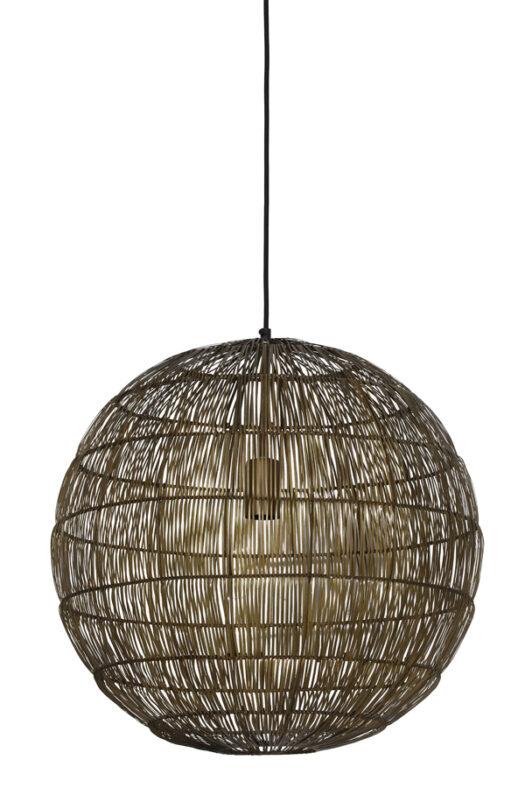 2900718 - Hanging lamp Ø50x50 cm SARAH bronze