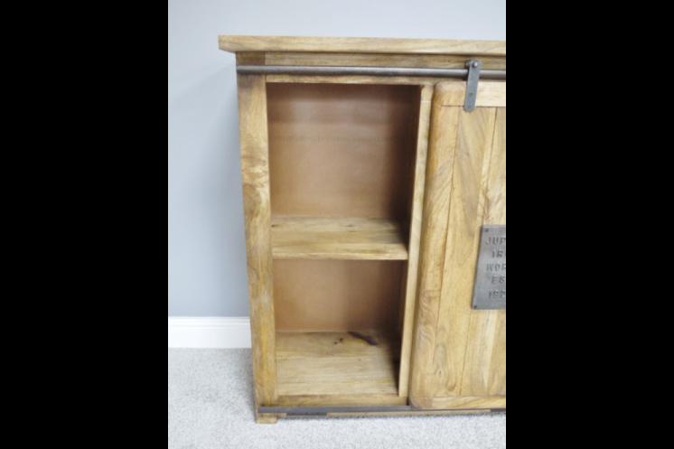 5405(5) Industrial Wine Cabinet
