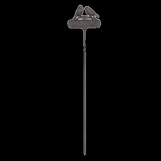 Bird Garden Stake 5Y0524