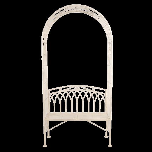 5Y0697 Garden Bench with Arch