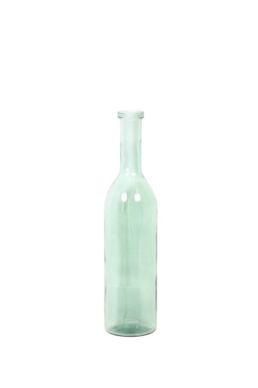 6298976 - Bottle Ø18x75 cm ZAMORA glass light green
