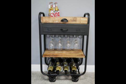 6359(2) Wine Trolley
