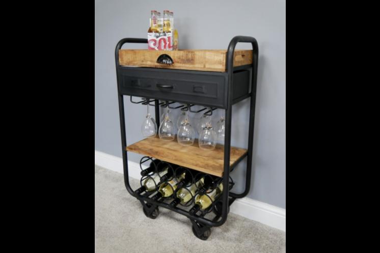 6359 Wine Trolley