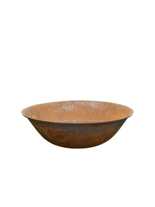 95108031-80 Corten steel planter : firepit