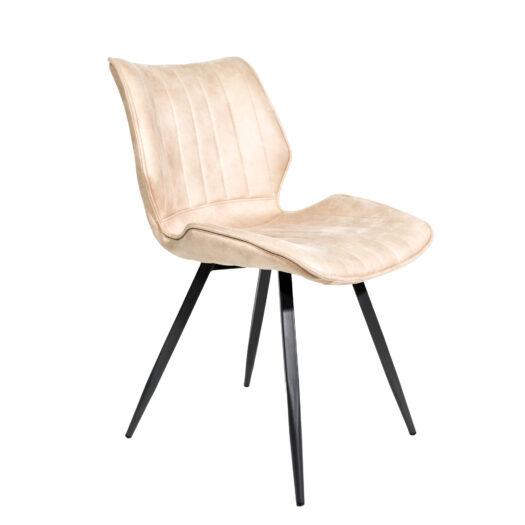 Blue Bone Alfa Dining Chair Moleskin Oyster SHEL01-MOSET