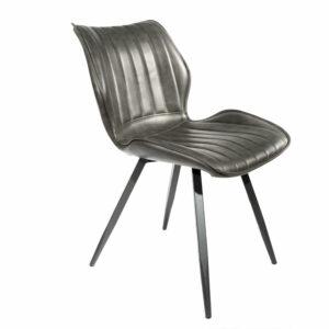Alfa Vegan Leather Dining Chair
