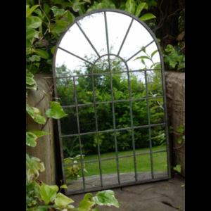 Outdoor Garden Arch Mirror