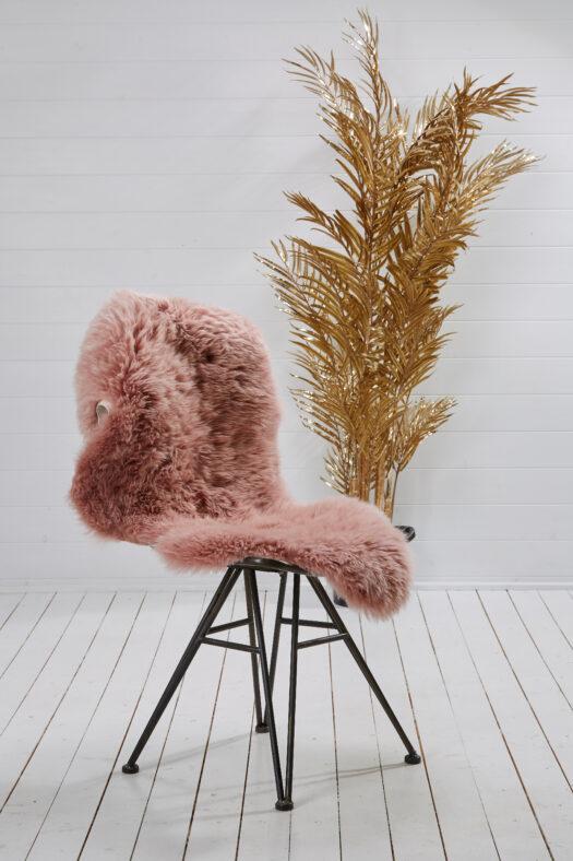 Sheepskin Dusky Pink - 012