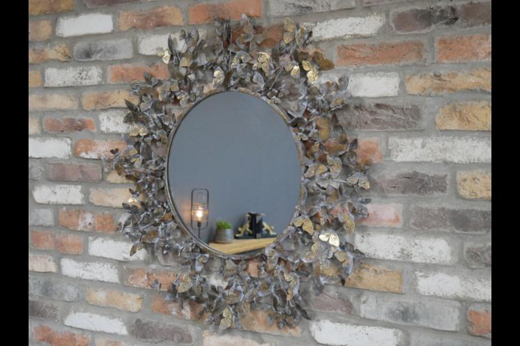 Butterfly Mirror SN- 6898