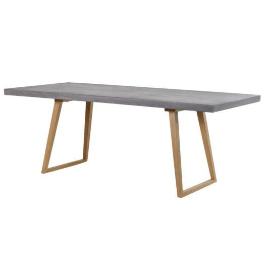 Concrete Top Dining Table UNP022