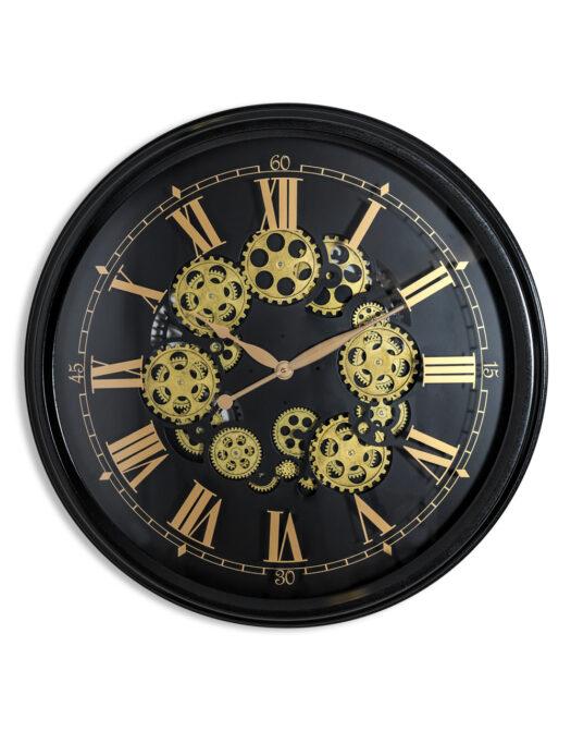 ET350 XL Moving Gears Clock
