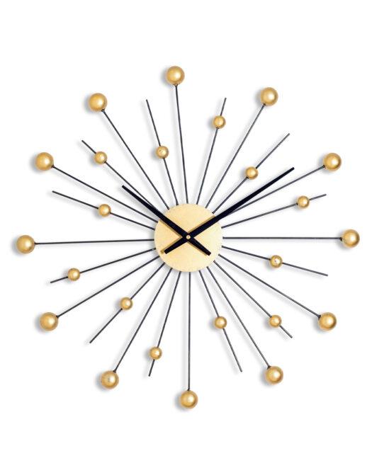 Large Retro Wall Clock