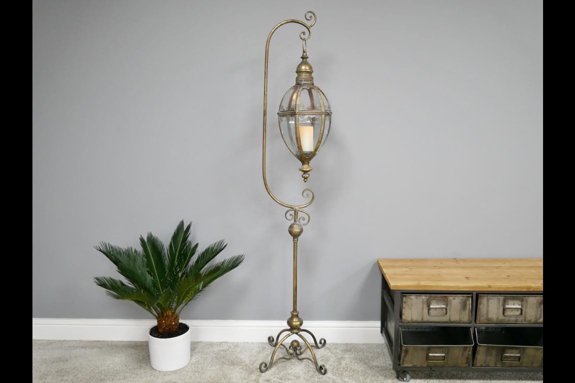 Hanging Lantern SN: 5277