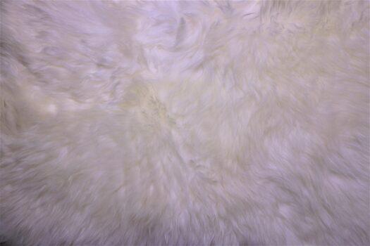 IVORY-12-Double Sheepskin