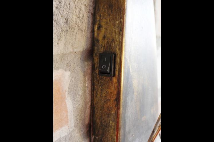 Industrial Wall Light SN- 5210 2