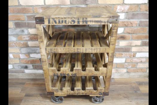 Industrial Wine Trolley SN- 4771