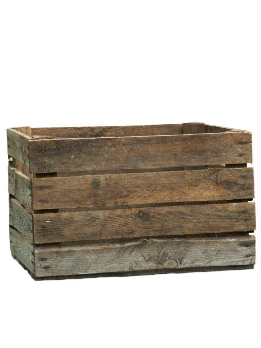 Katja Wooden Vintage Crates 95691109 49x39x28 H cm