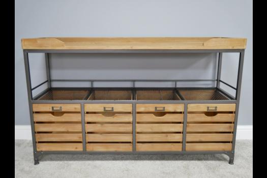 Large Storage Cabinet SN- 6477