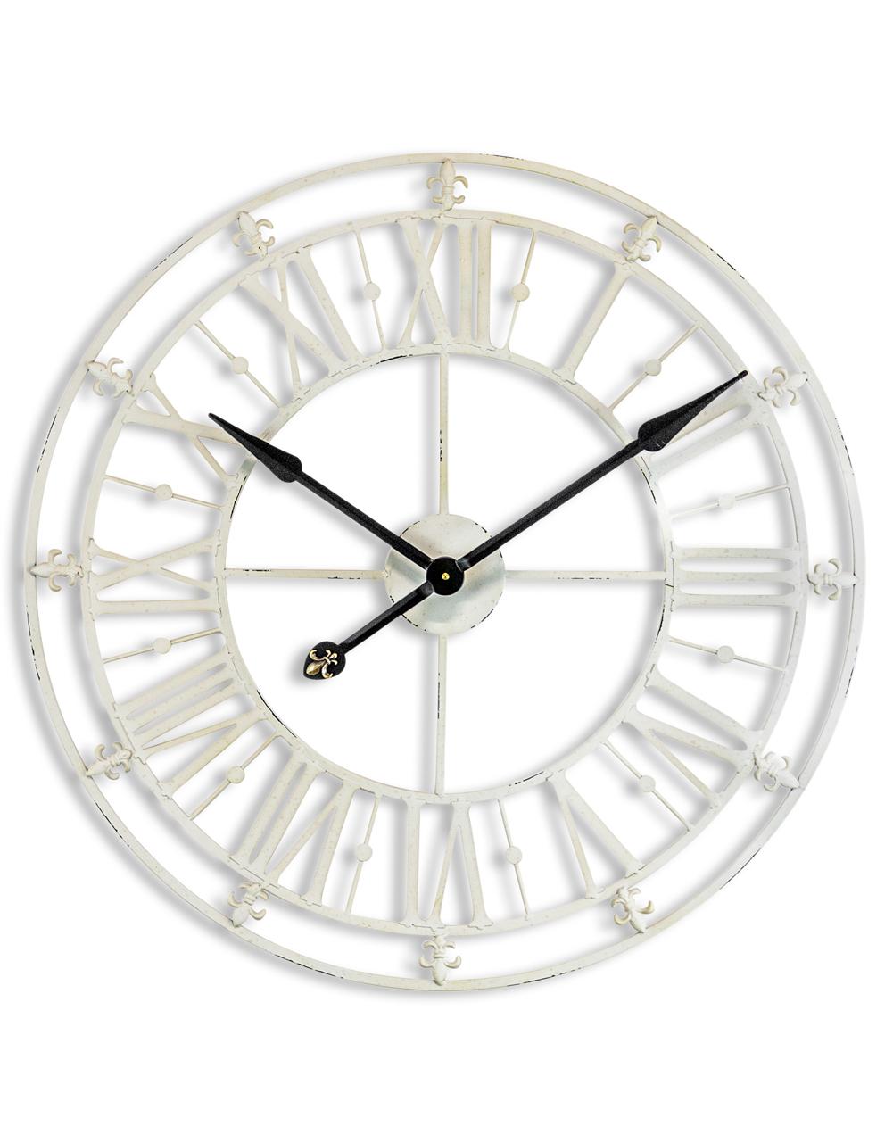 Skeleton Iron Wall Clock Tang Amp Co Home