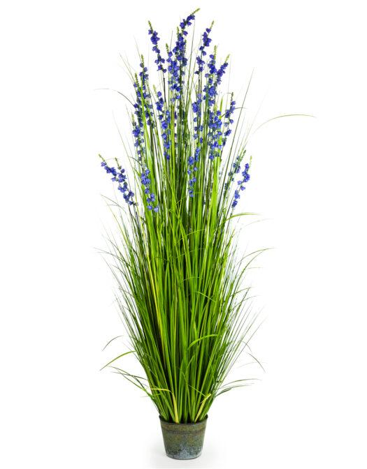 Ornamental Grasses in Galvanised Pot - Style 8 ORNAMENTAL GRASSES IN GALVANISED POT - STYLE 8 ITEM CODE- AF39
