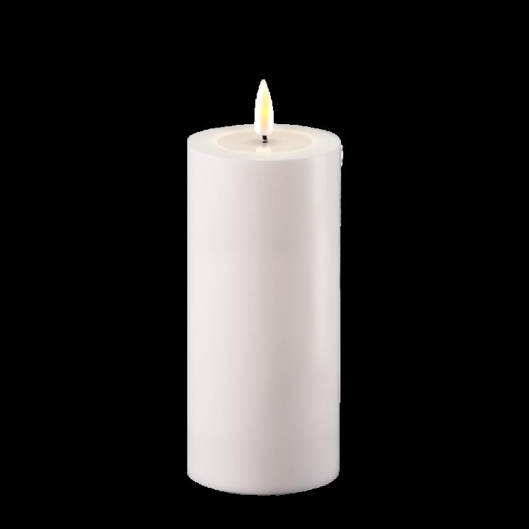 Large White LED Candle RF-UL-0007