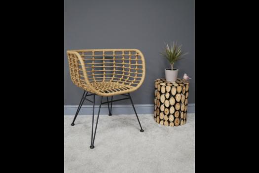Rattan Chair SN- 6677