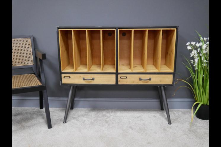 Retro Filing Cabinet SN- 6641