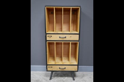 Retro Filing Cabinet SN- 6643