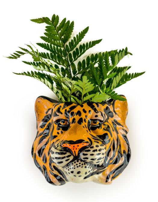 SD24 Tiger Wall Vase