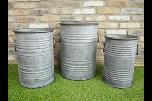 Set Of 3 Planters SN- 5551