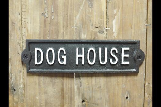 Sign (Dog House) SN- 5094