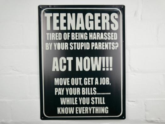 Sign (Teenagers) SN- 5788