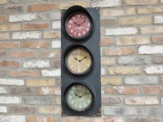 Traffic Lights Clocks SN- 5594