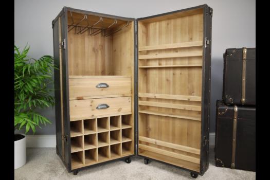 Wine Cabinet : Bar SN- 5458