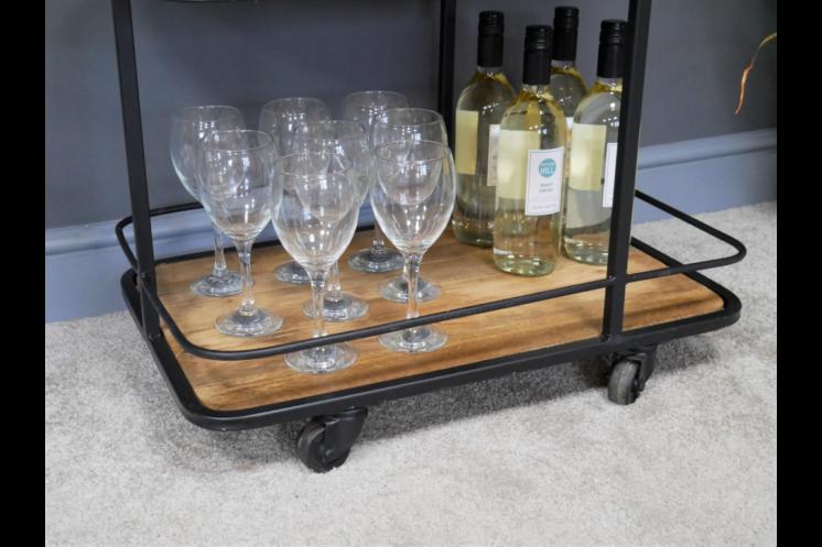 Wine Trolley SN- 6832