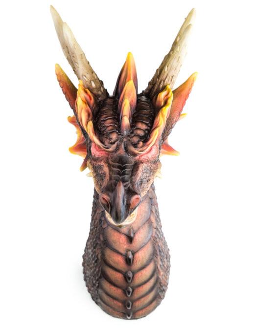 Extra Large Dragon Wall Head Figure