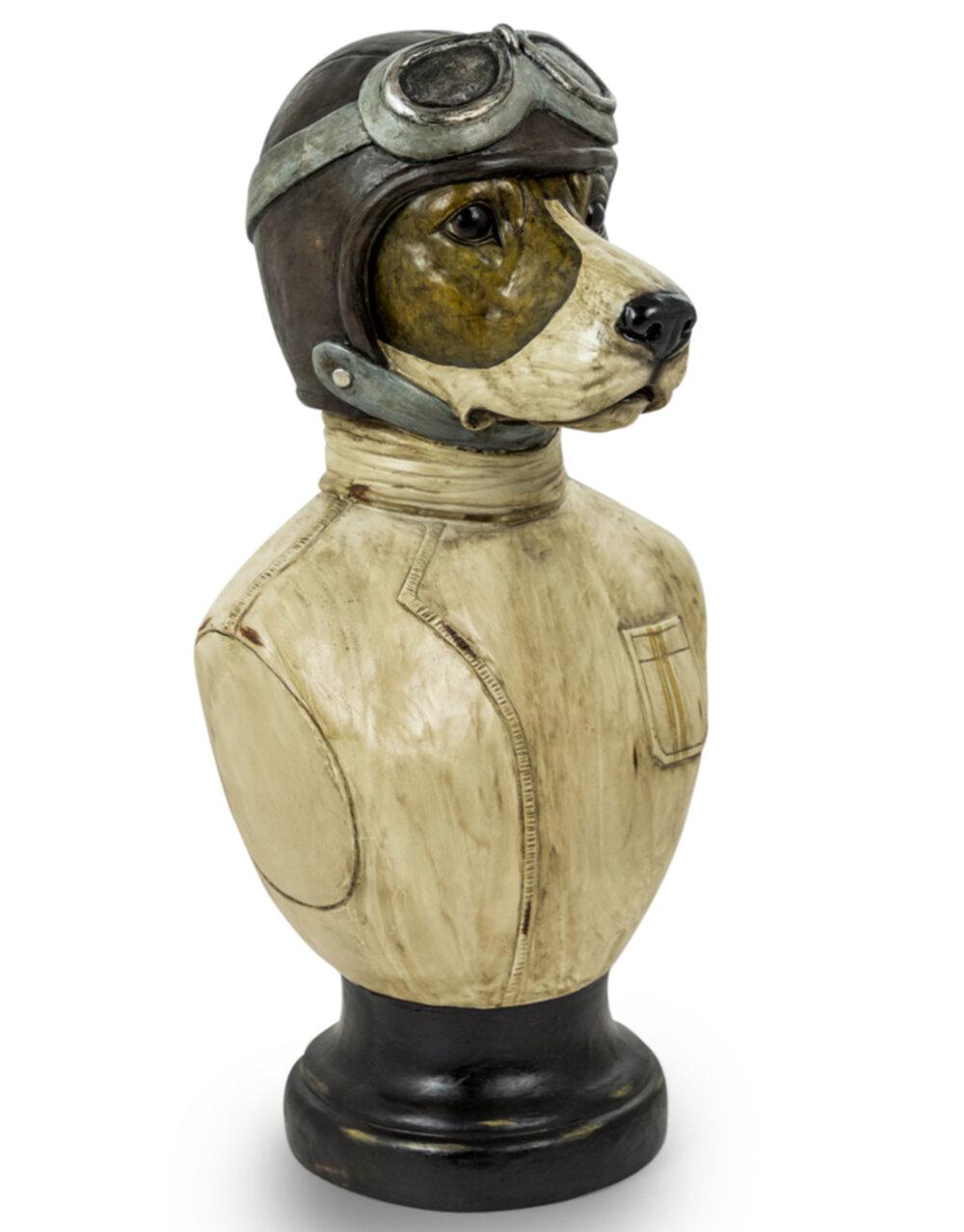 Racing Driver Dog Bust