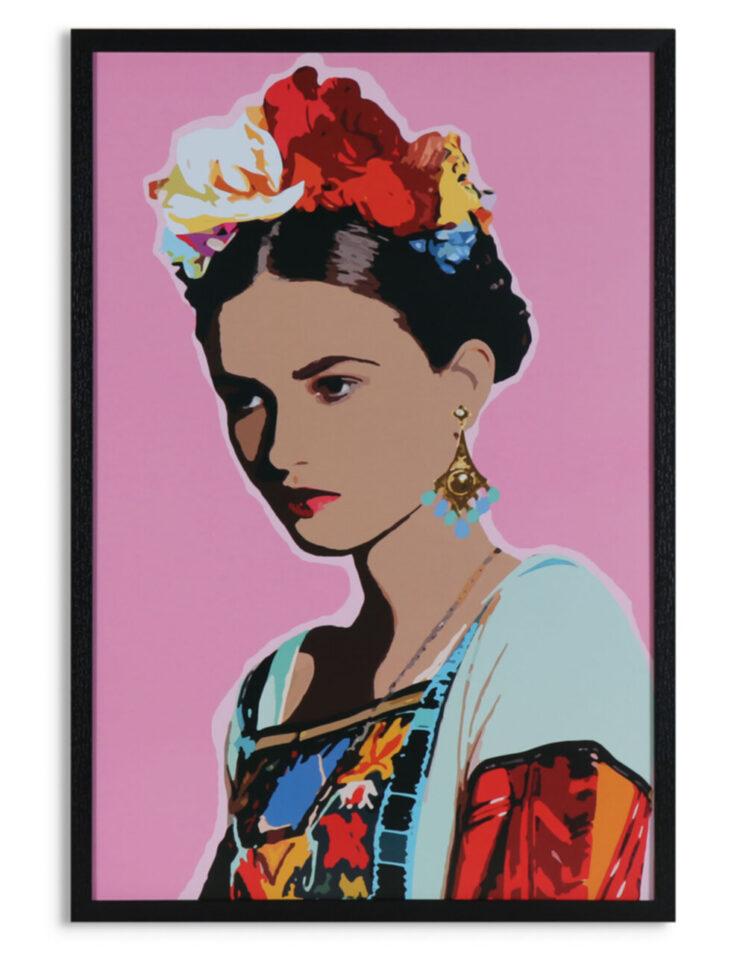 Set of 2 Frida Kahlo Framed Prints