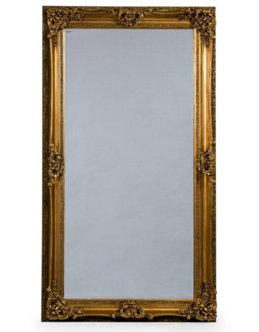 Antique Gold Large Regal Mirror