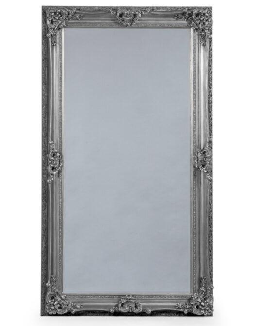 Antique Silver Large Regal Mirror