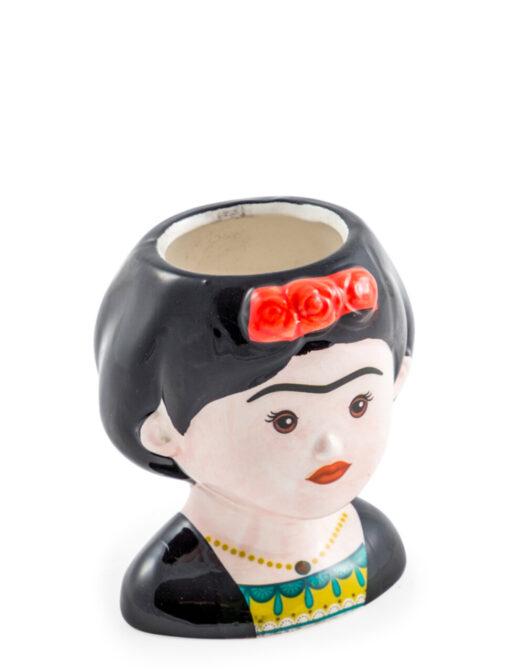 Small Frida Kahlo Ceramic Pot