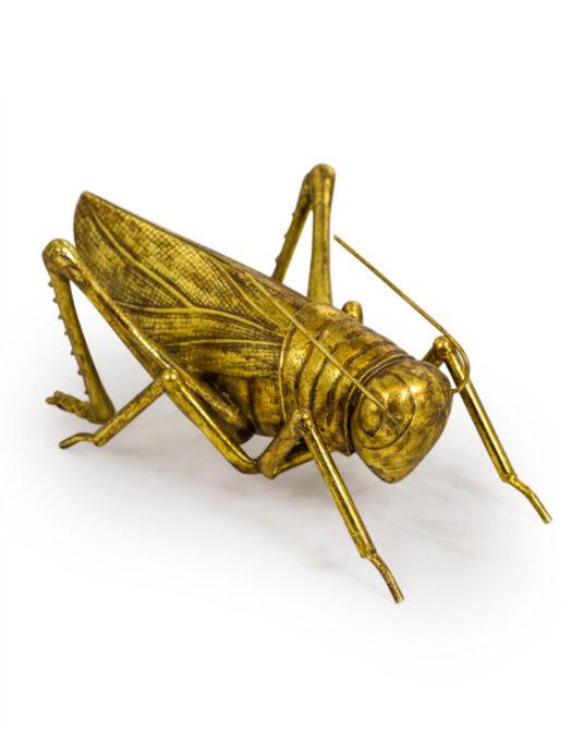 Gold Extra Large Grasshopper Storage Box